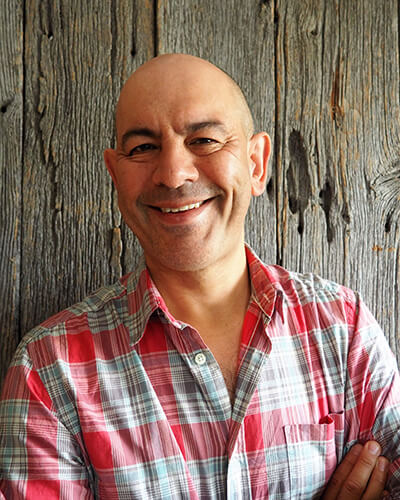 Simon Majumdar is a member of the board of directors of Golden Rule Charity
