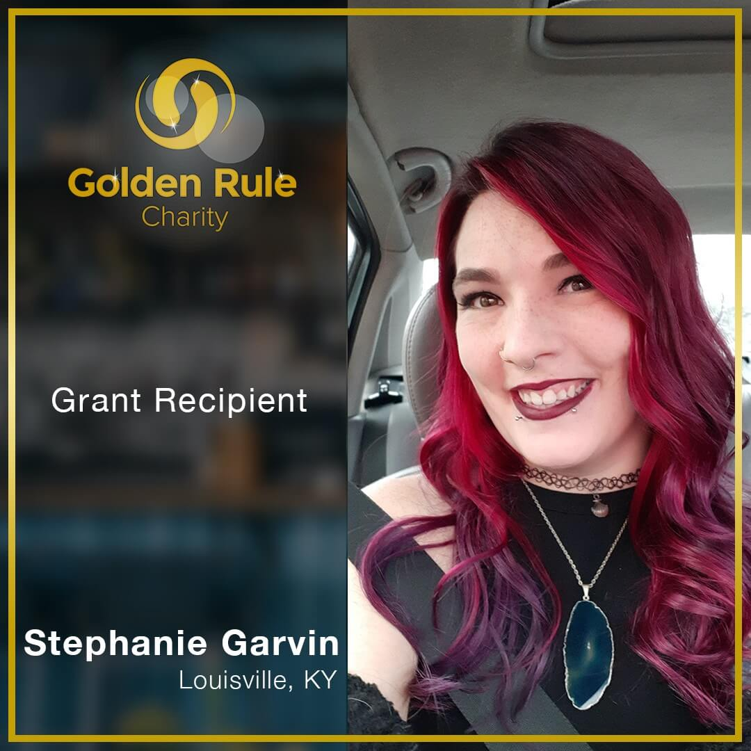 """""""Golden Rule helped me pay my utilities when the restaurant and school district I work for were forced to close due to the pandemic. This allowed me to budget for things like food for myself and my pets until my unemployment claim was approved. Thank you Golden Rule for giving my little family some peace of mind during a time of uncertainty."""""""